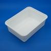 Schale 1.000 ccm, PS, weiß, 135 x 183 x 63 mm (500 Stück)