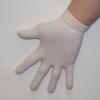 Nitril Handschuhe puderfrei latexfrei weiß mittel (100 Stück)